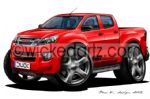 Isuzu Pick Up Trucks